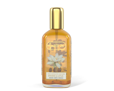 Fragrant Beauty Oil Incense & Lotus