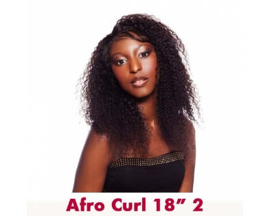 Full Lace Afro Curl 14''