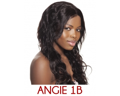 Lace Front Human Hair Angie