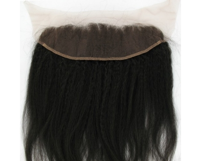 Lace frontal Kinky Straight 16''
