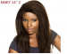 Lace Front Kinky Straight 16''