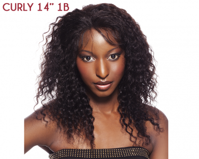 Lace Front Curly 14''